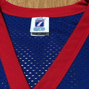 LOGO 7 Shirts - VINTAGE Phil Simms Logo 7 New York Giants Jersey